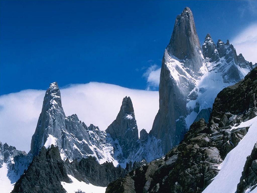 Nature Wallpaper: High Mountains