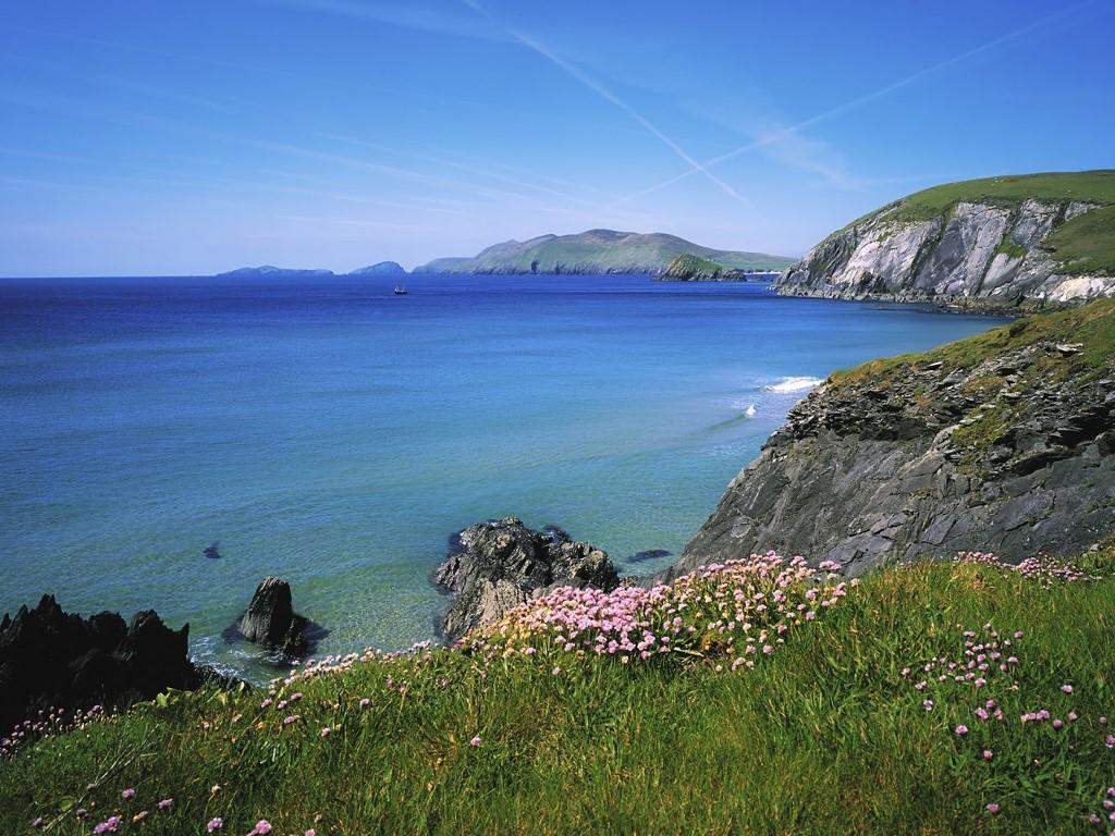 Nature Wallpaper: Ireland Coast