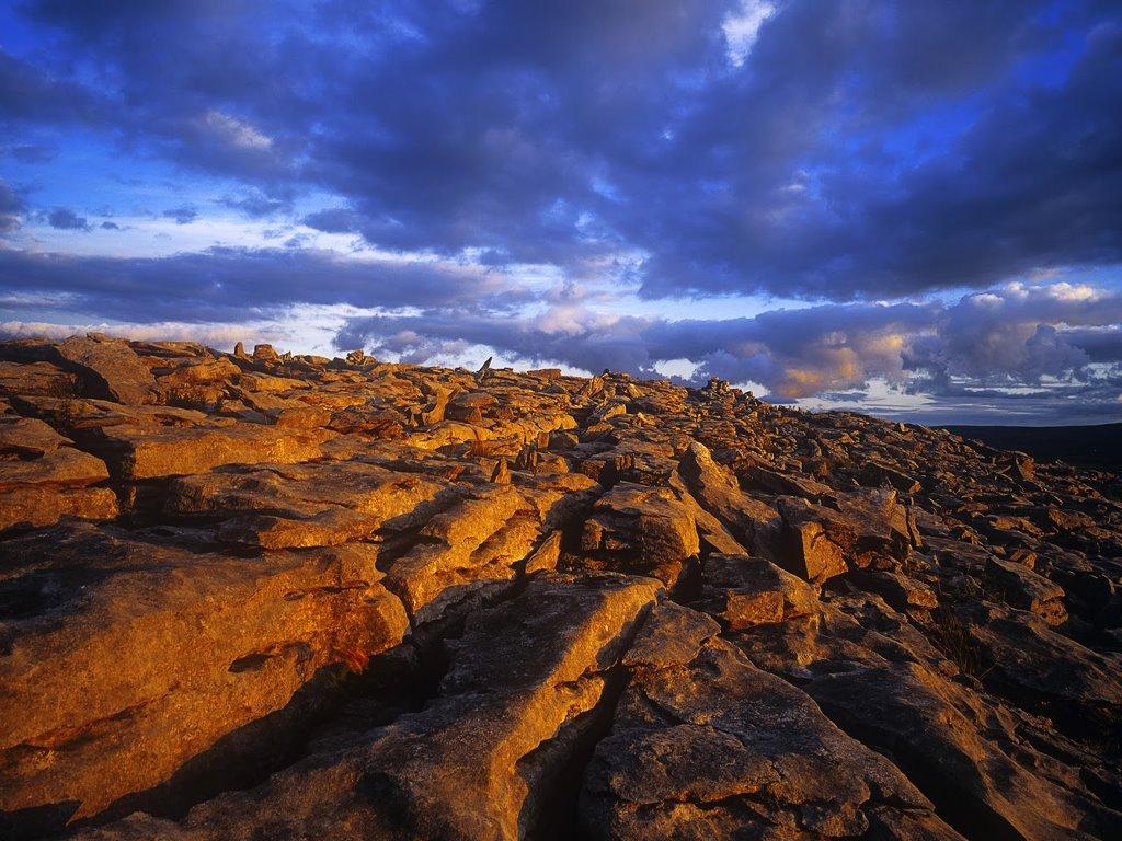 Nature Wallpaper: Ireland - Landscape