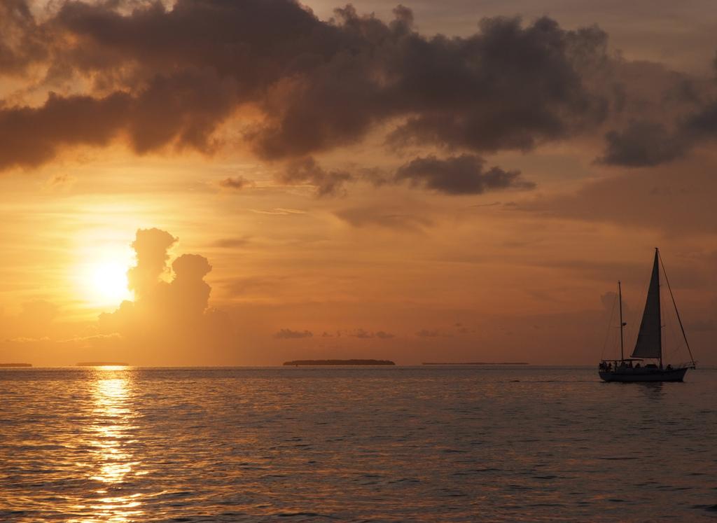 Nature Wallpaper: Key West - Sunset