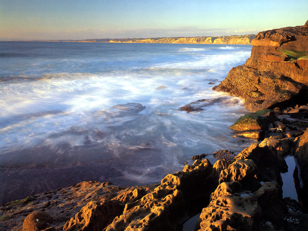 Nature Wallpaper: La Jolla Coast