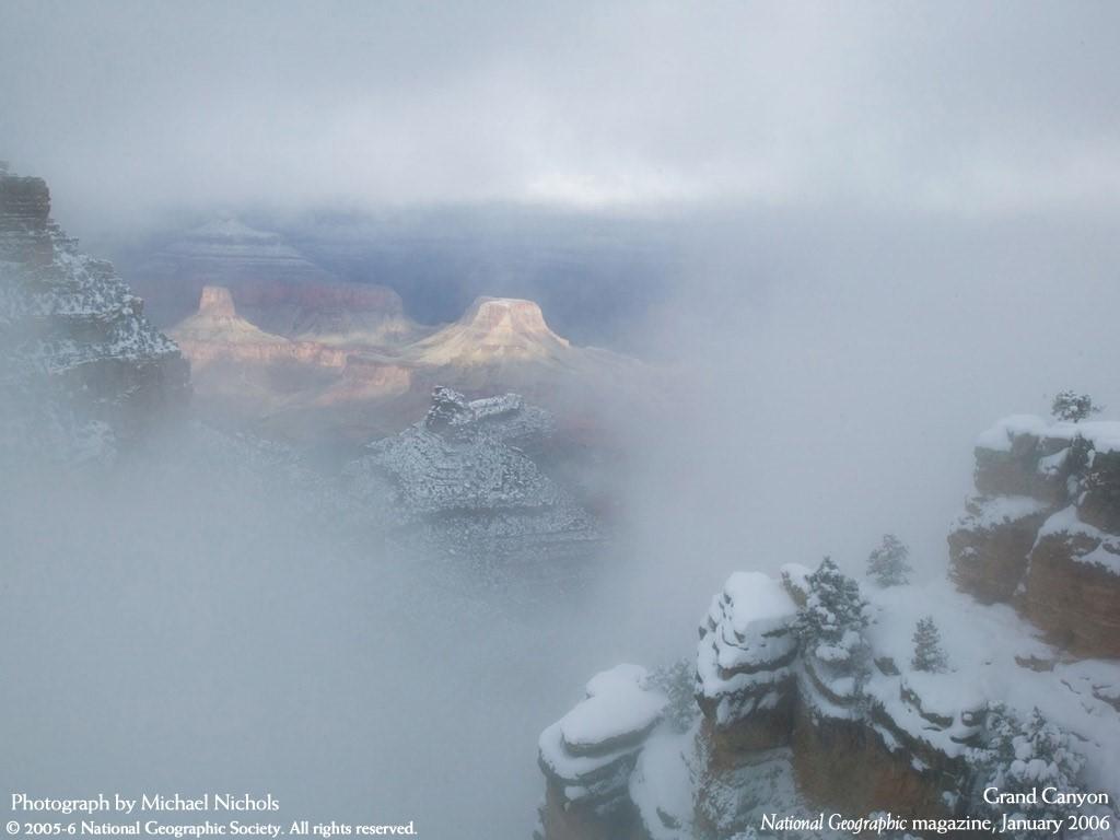 Nature Wallpaper: Grand Canyon