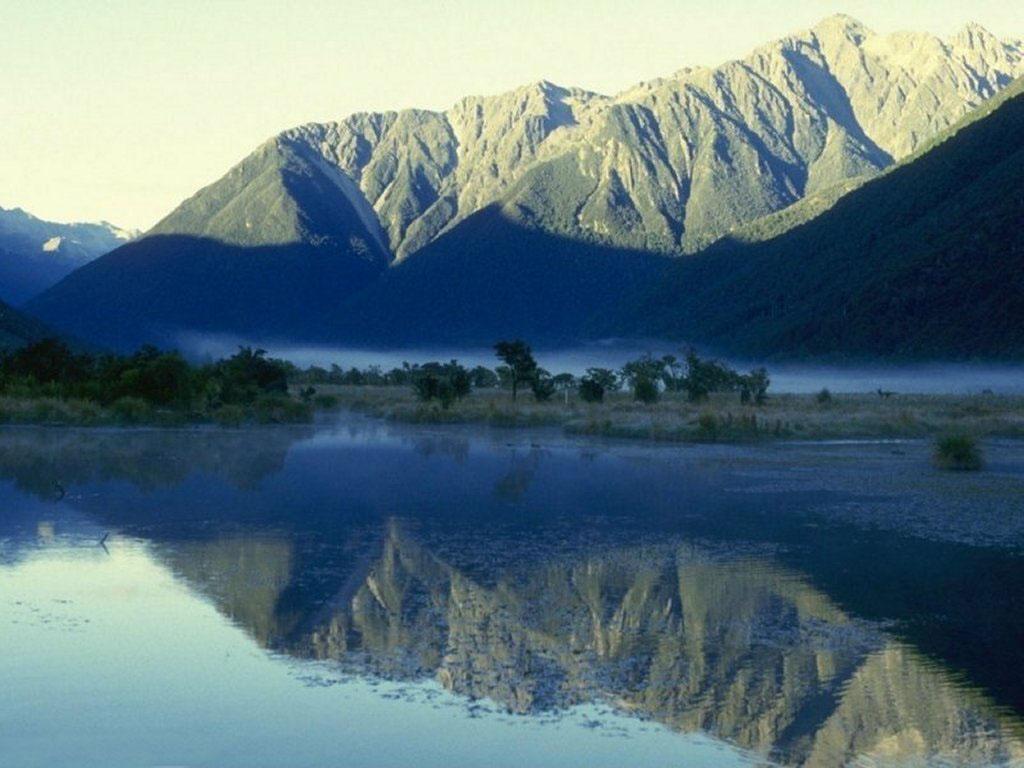 Nature Wallpaper: New Zealand - Mountains