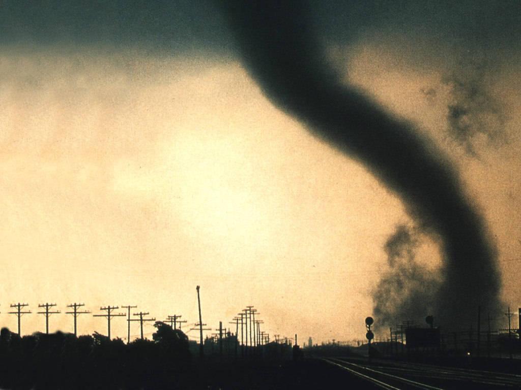 Nature Wallpaper:  Tornado
