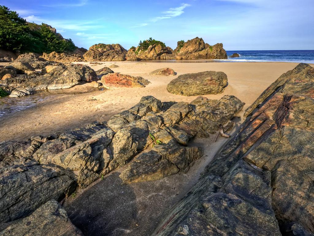 Nature Wallpaper: North Sea - Beach