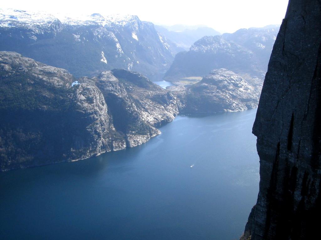 Nature Wallpaper: Norway - Preistkolen