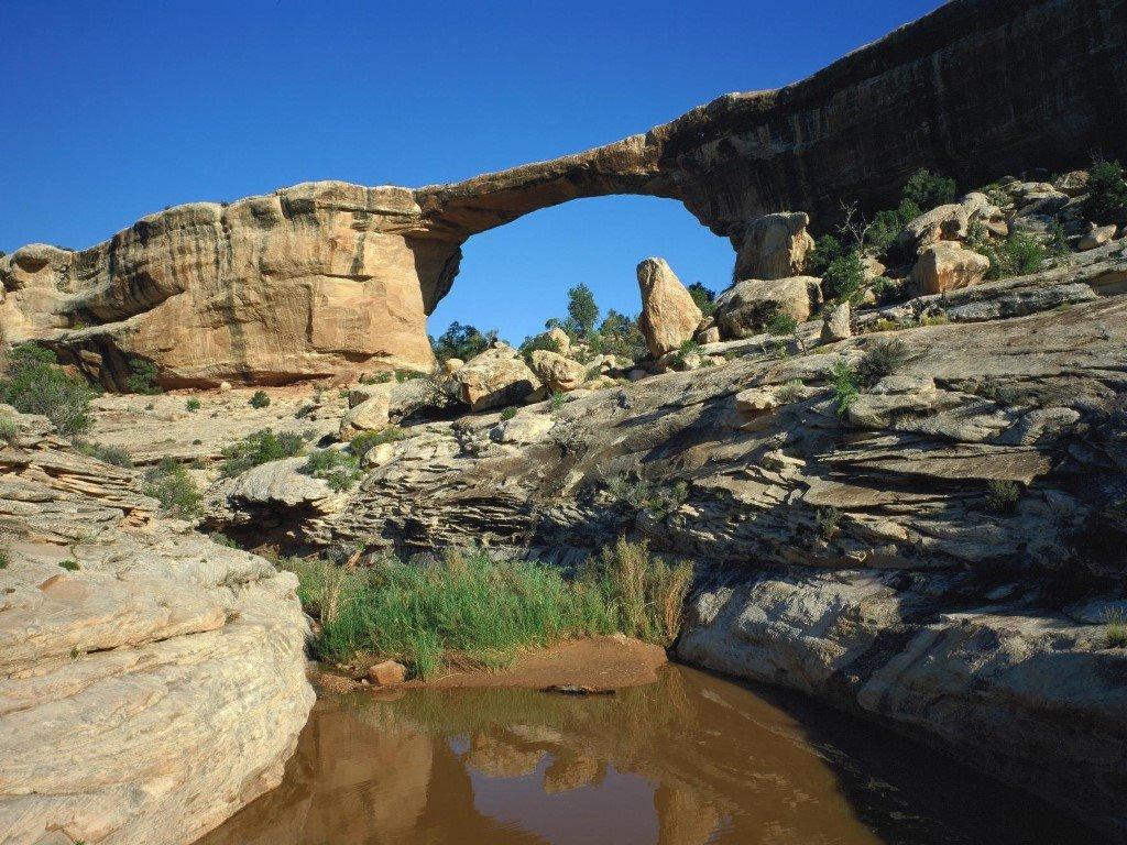 Nature Wallpaper: Natural Bridge