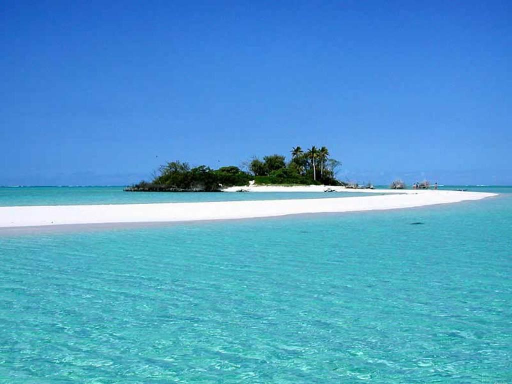 Nature Wallpaper: Paradise Beach