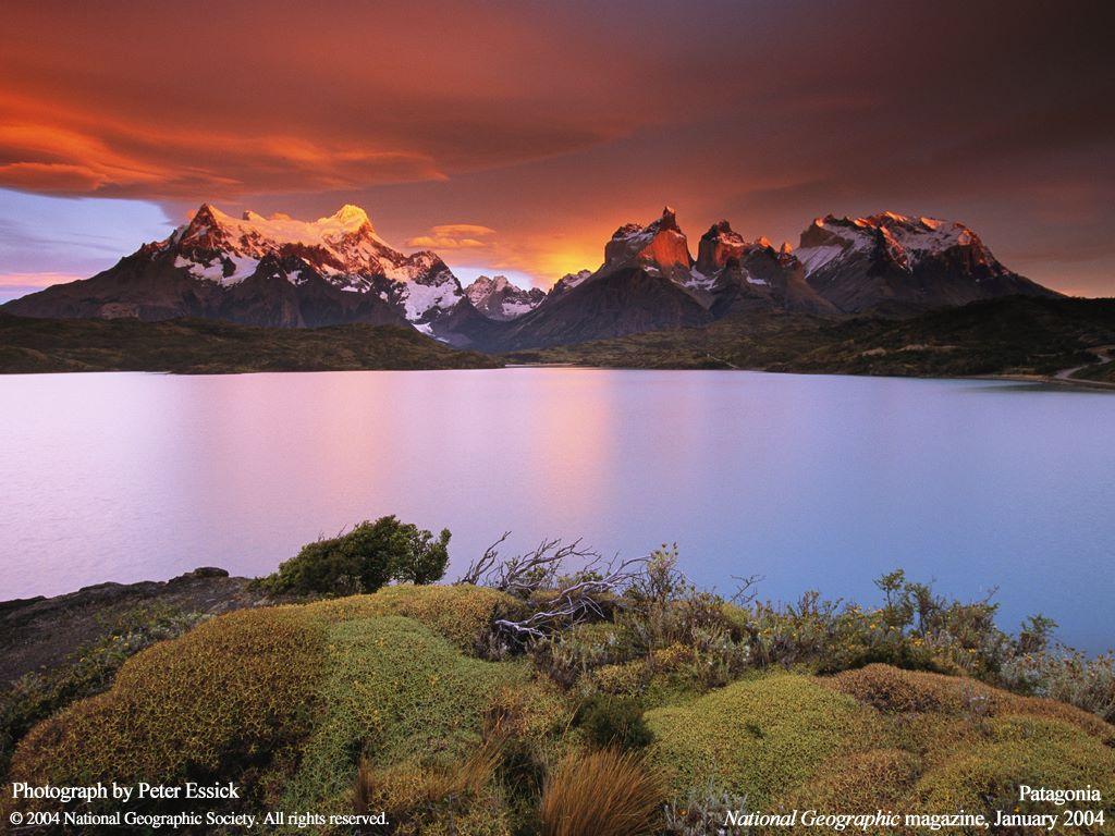 Nature Wallpaper: Patagonia