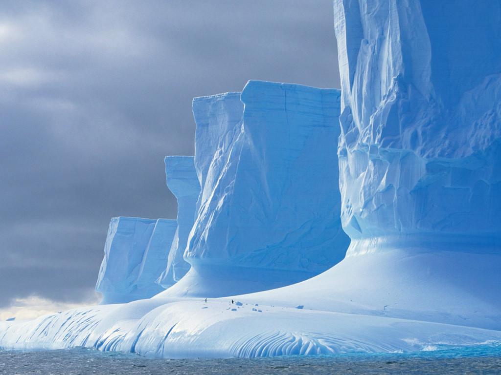 Nature Wallpaper: Polar Landscape