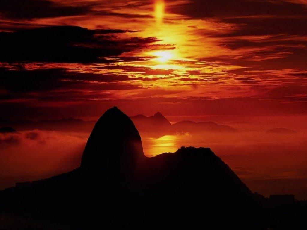 Nature Wallpaper: Rio de Janeiro - Sugar Loaf