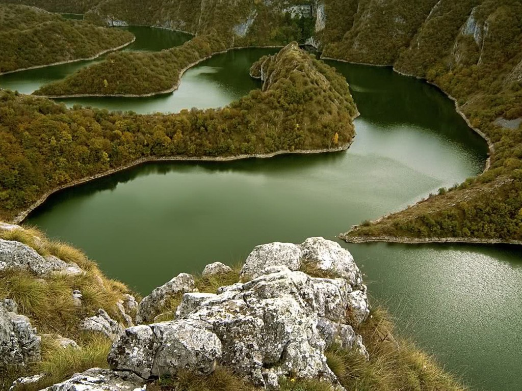 Nature Wallpaper: River