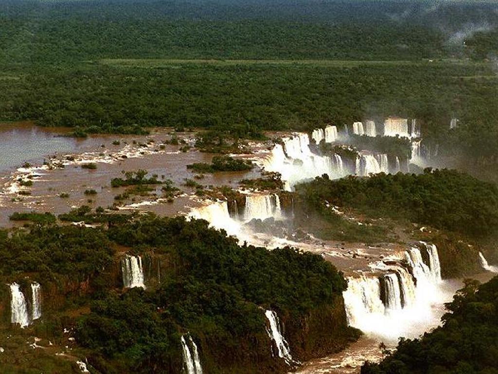 Nature Wallpaper: River Delta
