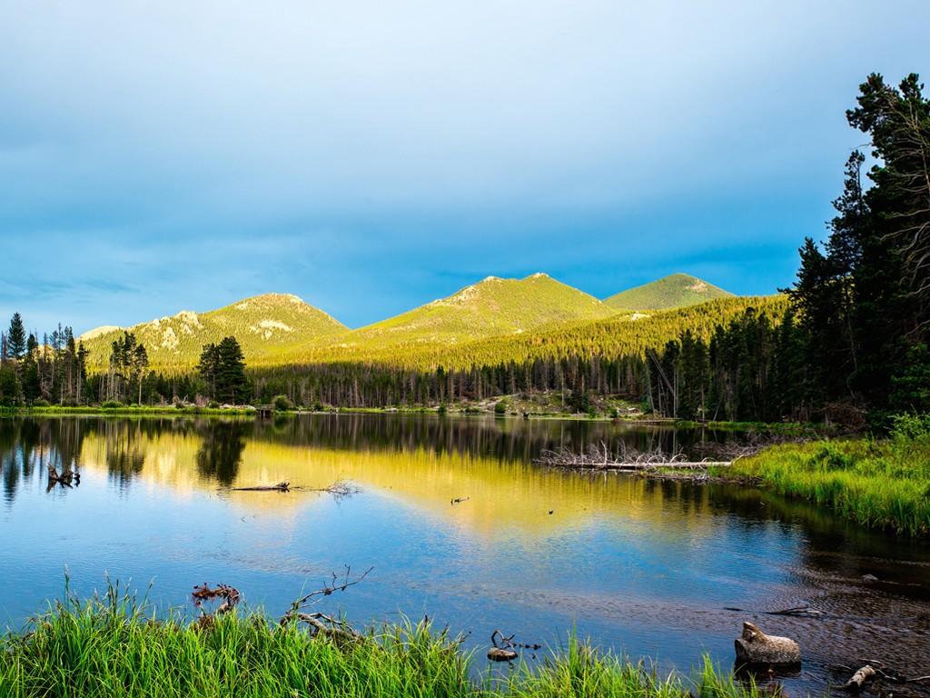 Nature Wallpaper: Rocky Mountain National Park