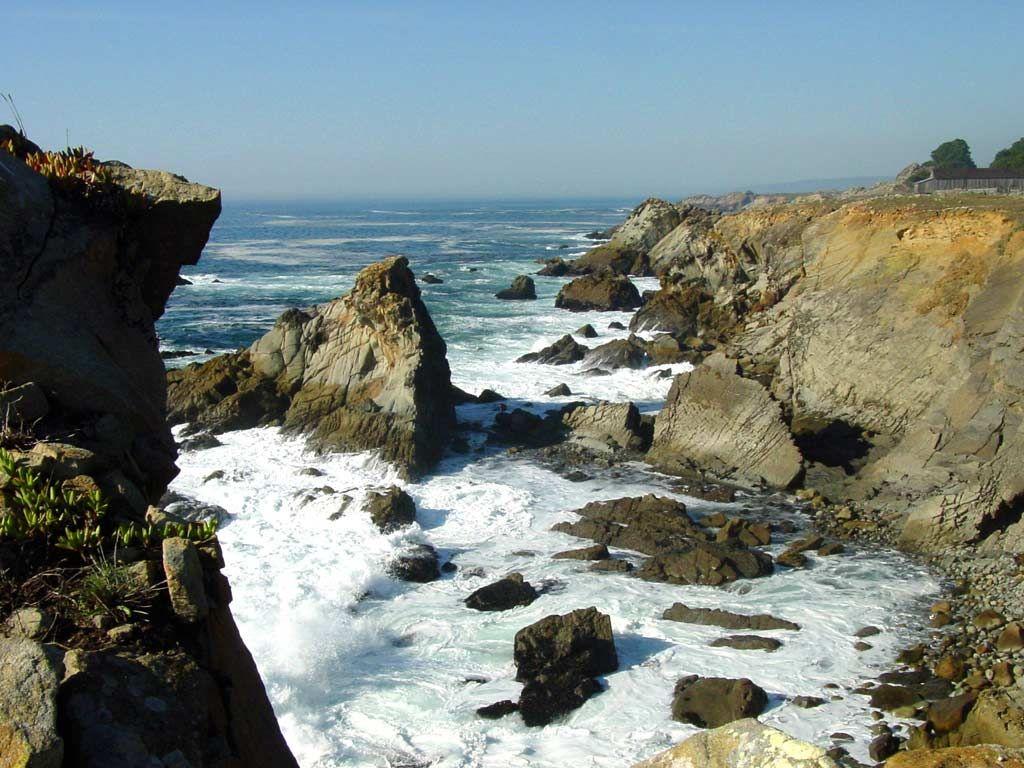 Nature Wallpaper: Rugged Coast