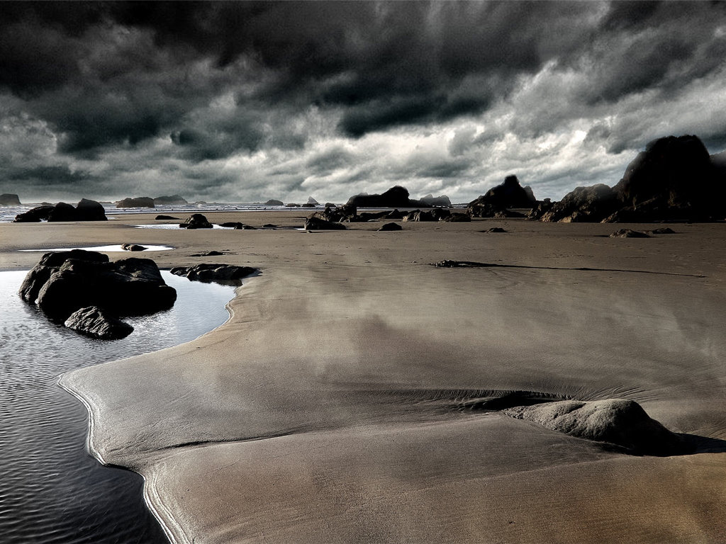 Nature Wallpaper: Sand Bliss