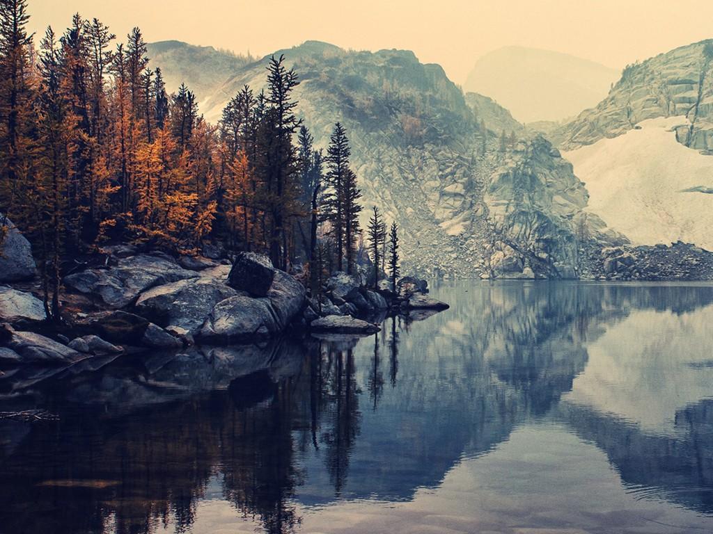Nature Wallpaper: Lake