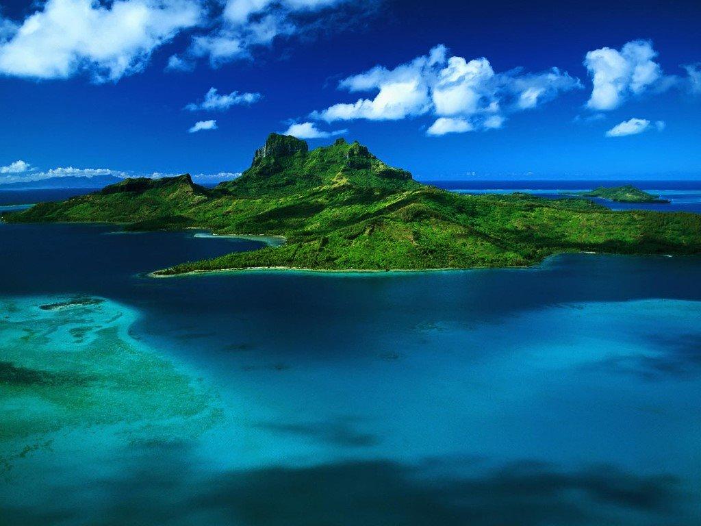 Nature Wallpaper: Small Islands - Caribbean