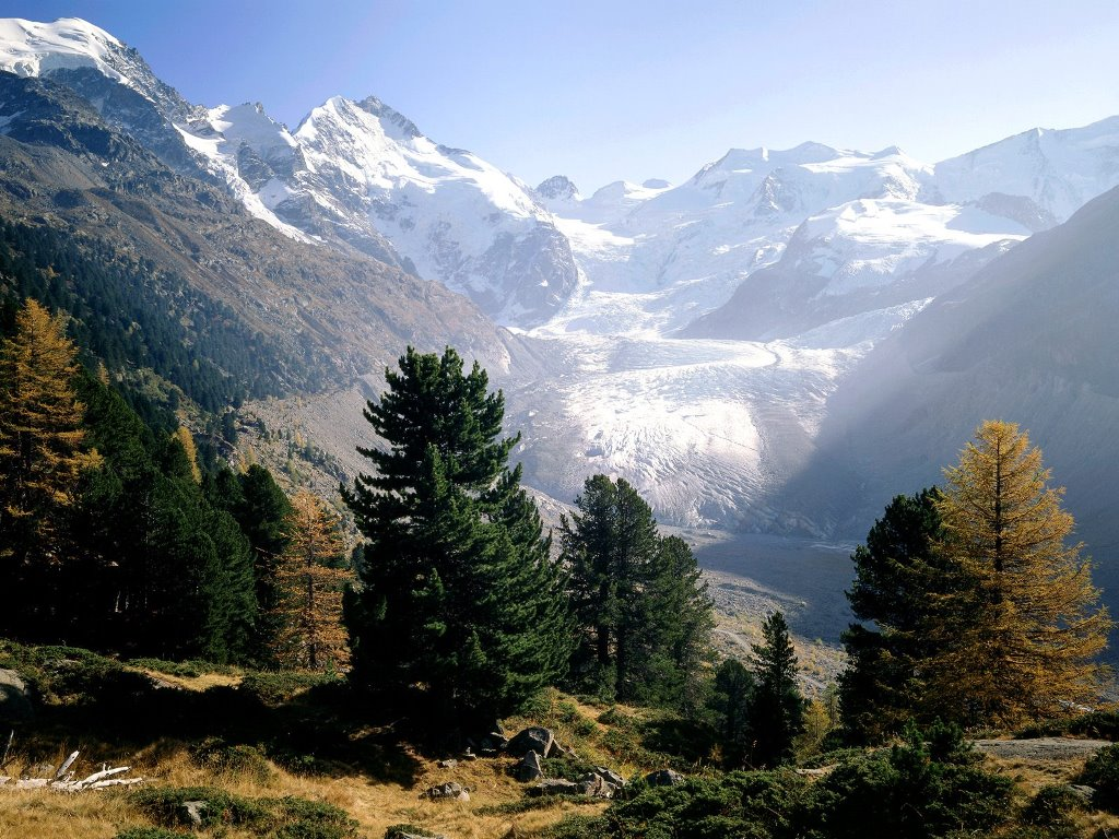 Nature Wallpaper: Switzerland