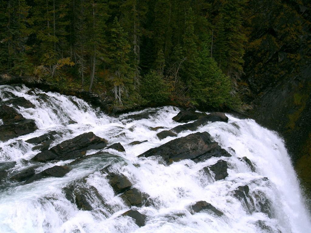 Nature Wallpaper: Torrent Falls