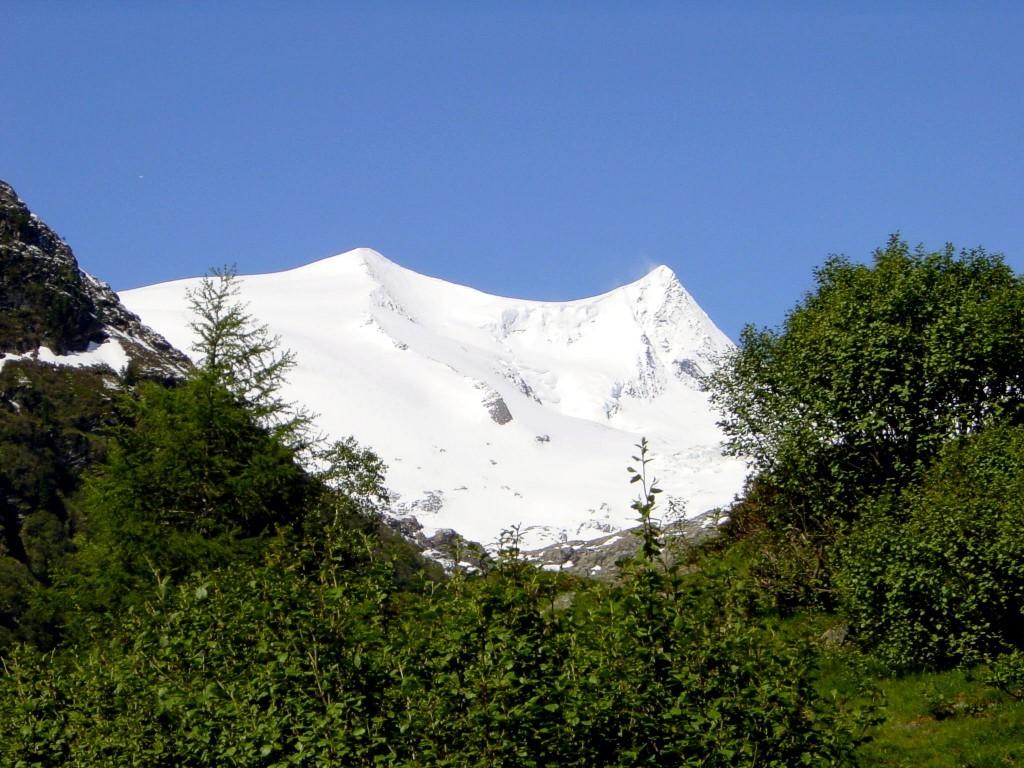 Nature Wallpaper: Tyrol - Grossvenediger