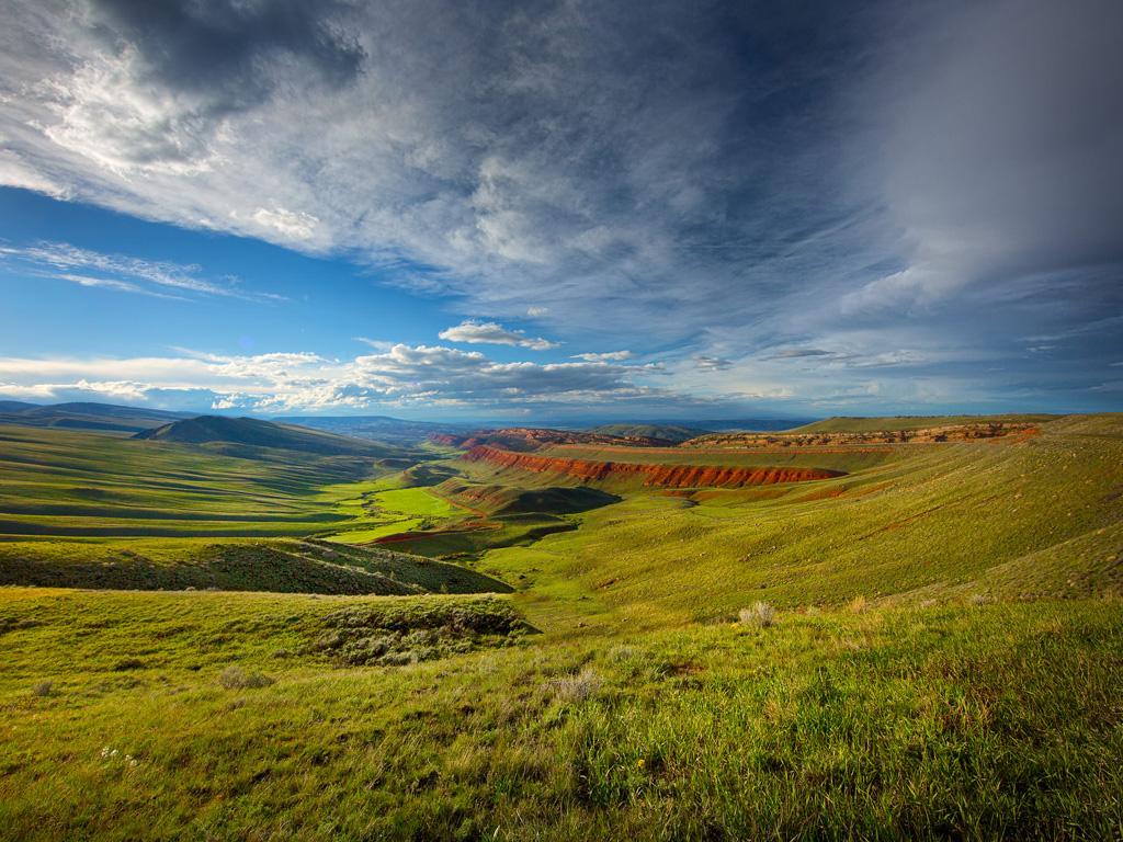 Nature Wallpaper: Wyoming
