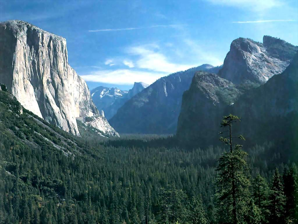 Nature Wallpaper: Yosemite National Park