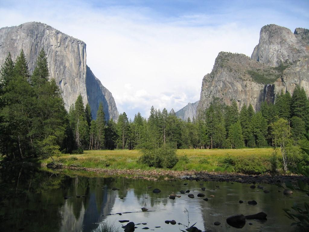 Nature Wallpaper: Yosemite Park