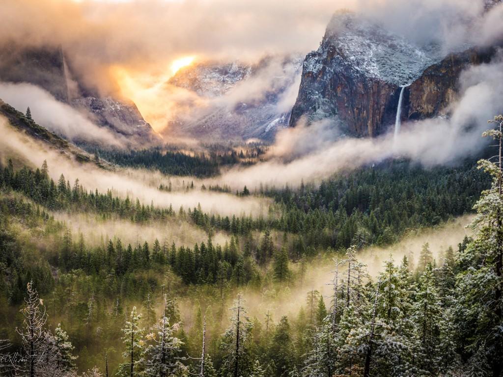 Nature Wallpaper: Yosemite