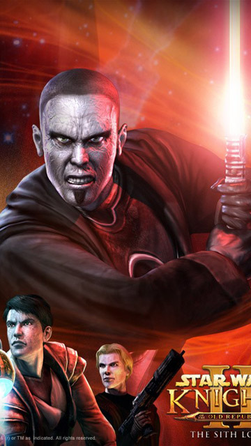 My Free Wallpapers Star Wars Wallpaper Knights Of The Old Republic Ii The Sith Lords