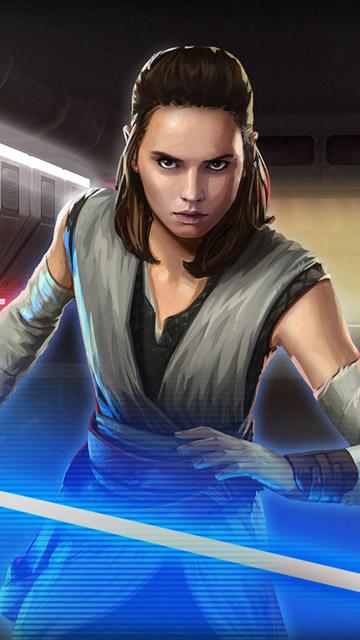 My Free Wallpapers Star Wars Wallpaper Star Wars Galaxy Of Heroes Rey