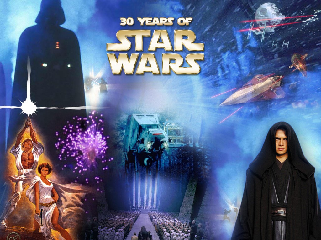 Star Wars Wallpaper: 30 Years of Star Wars