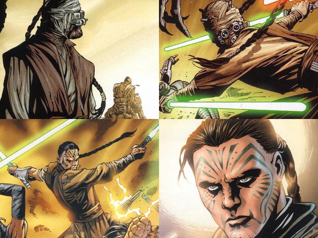 Star Wars Wallpaper: A' Sharad Hett