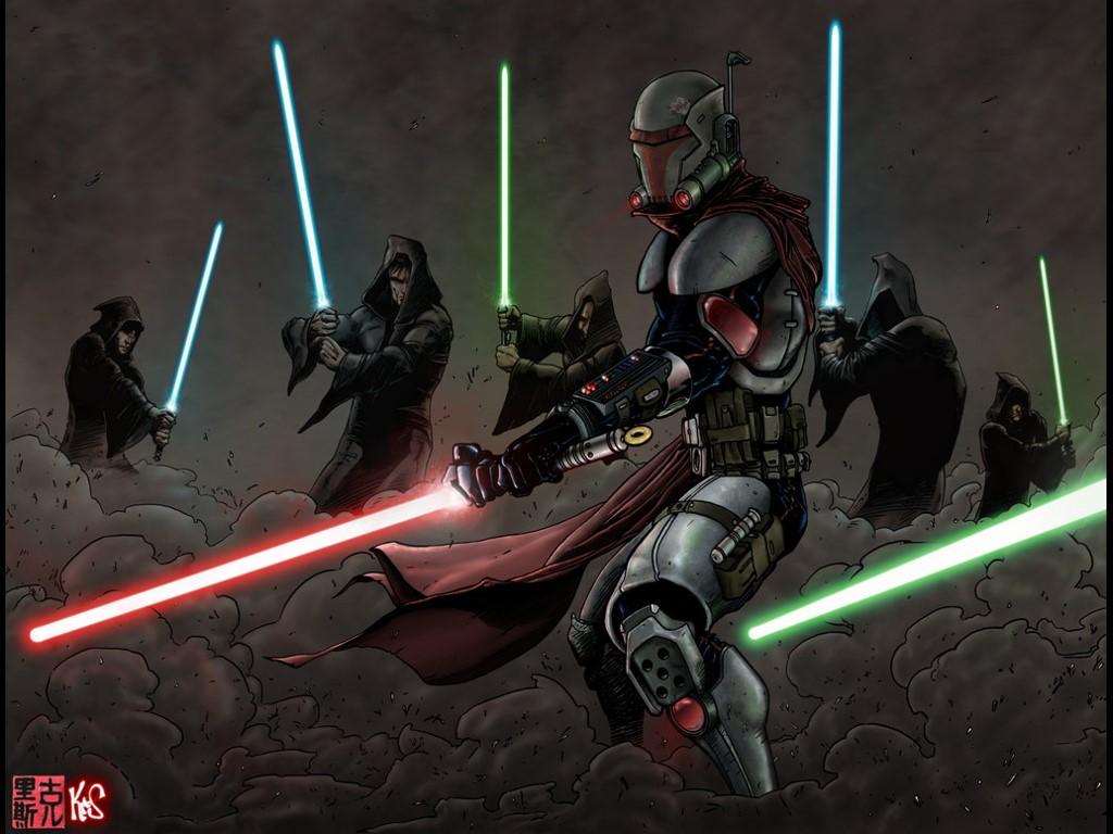 Star Wars Wallpaper: Ambush