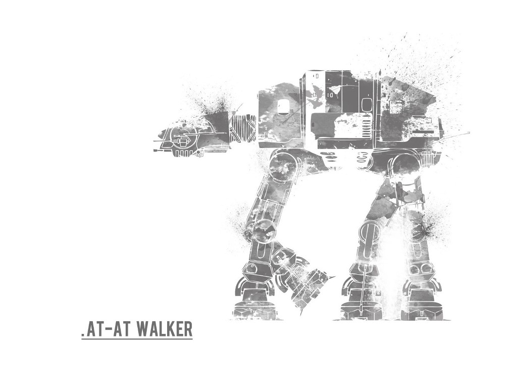 Star Wars Wallpaper: AT-AT