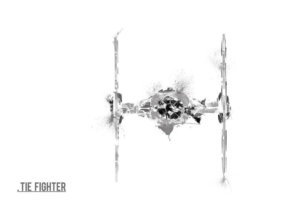 Star Wars Wallpaper: TIE Fighter