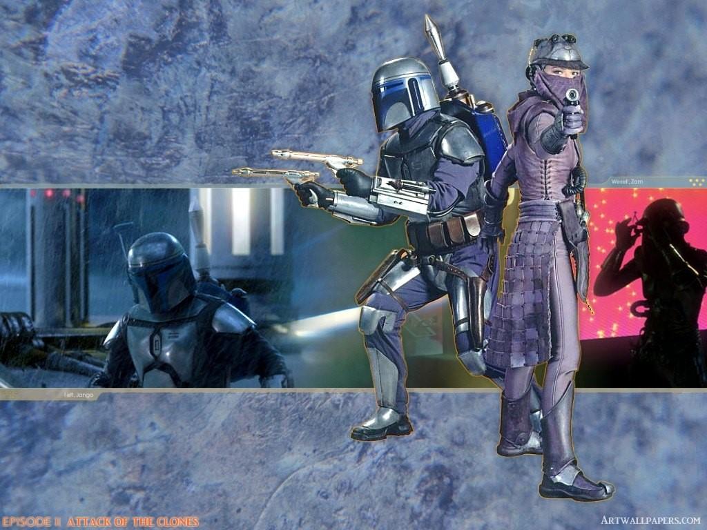 Star Wars Wallpaper: Assassins
