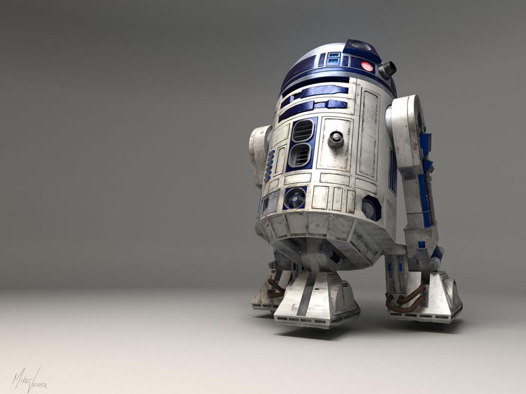 Star Wars Wallpaper: Astromech R2-D2