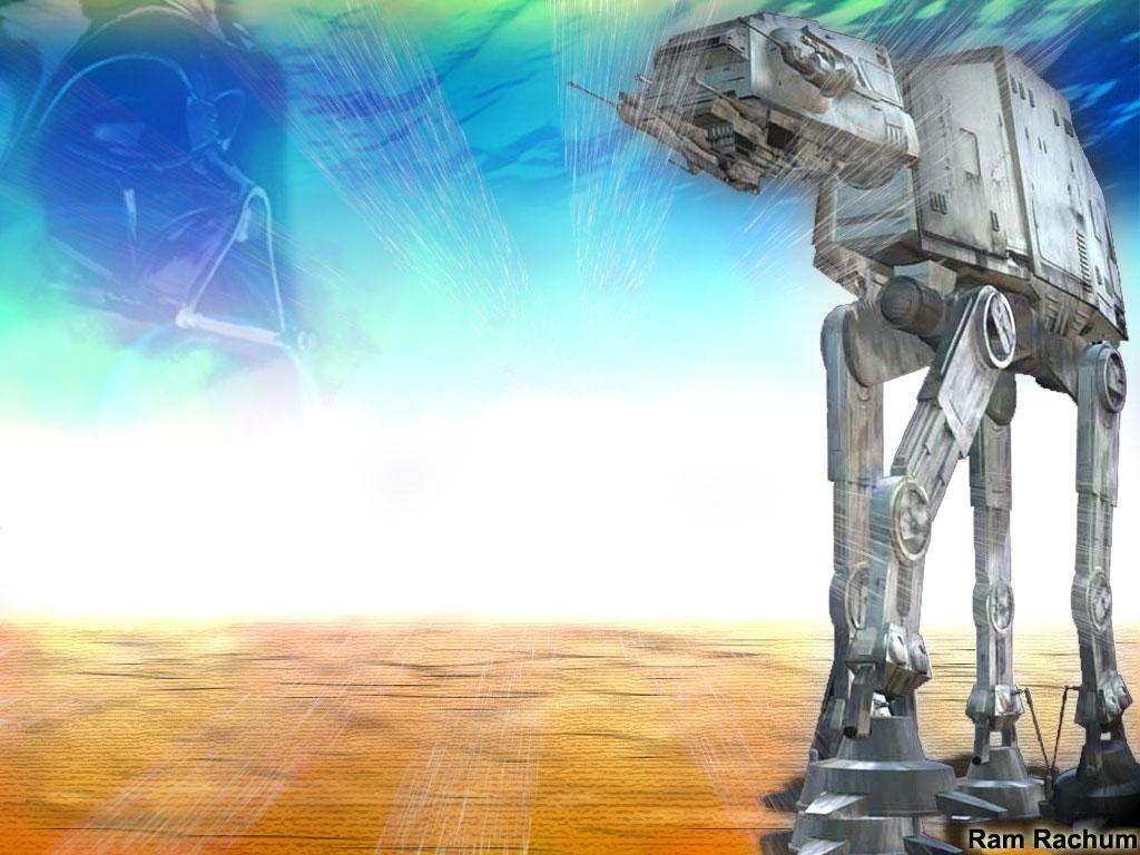 Star Wars Wallpaper: AT-AT