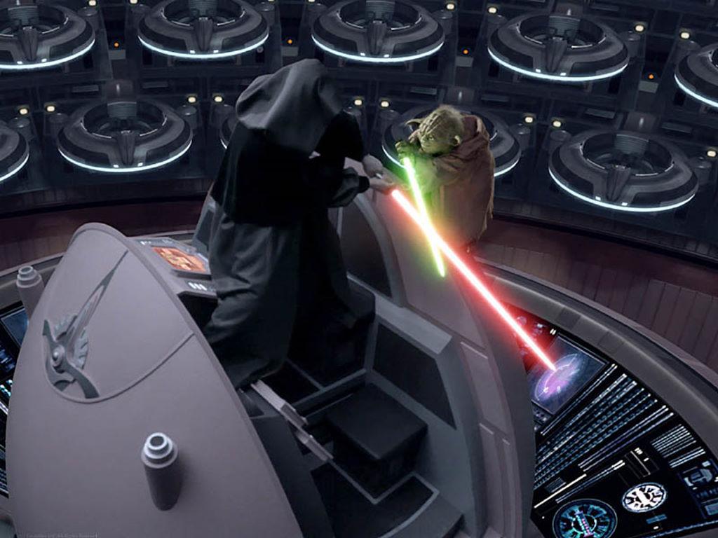 Star Wars Wallpaper: Battle of Masters