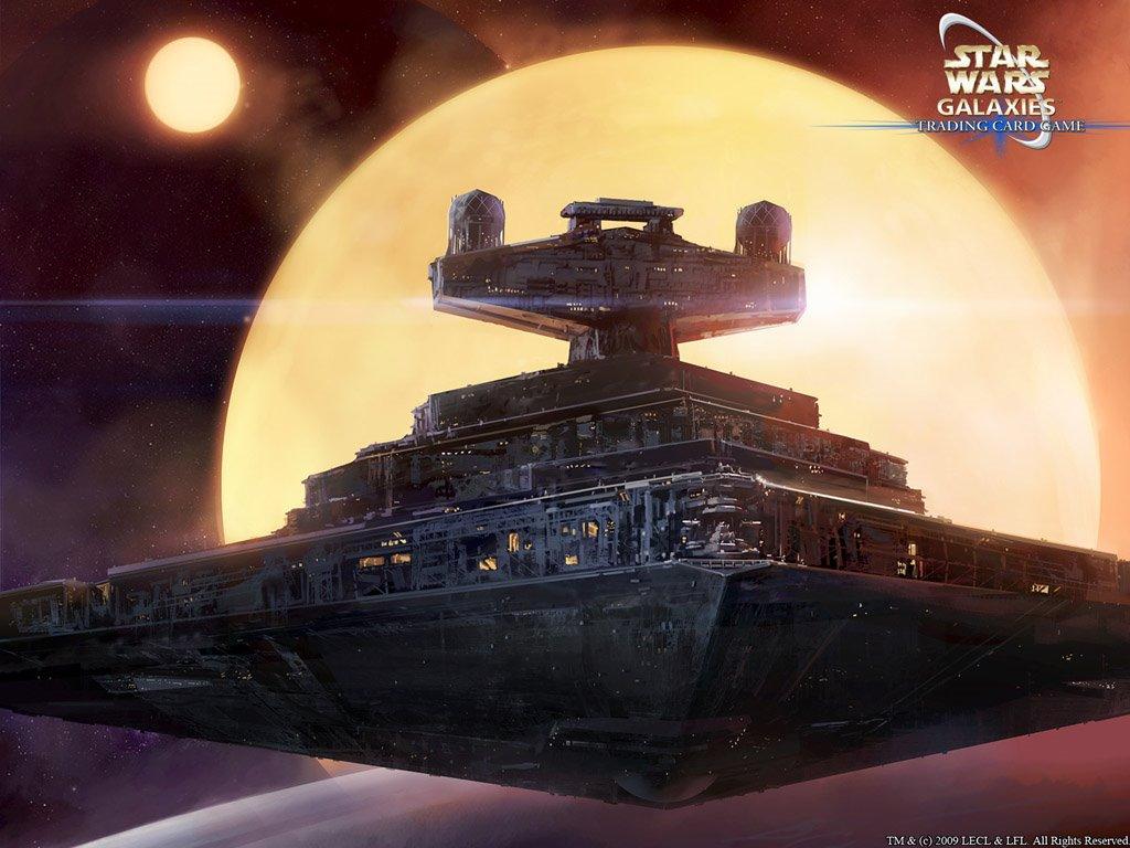 Star Wars Wallpaper: Black Guard