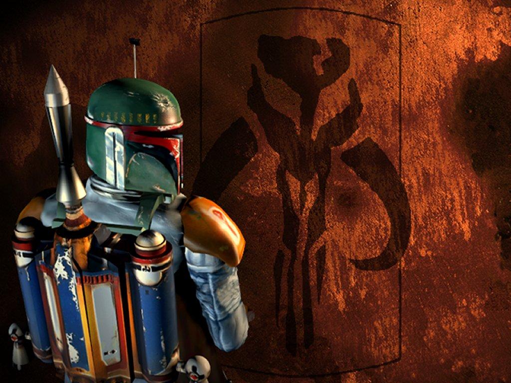 Star Wars Wallpaper: Boba Fett