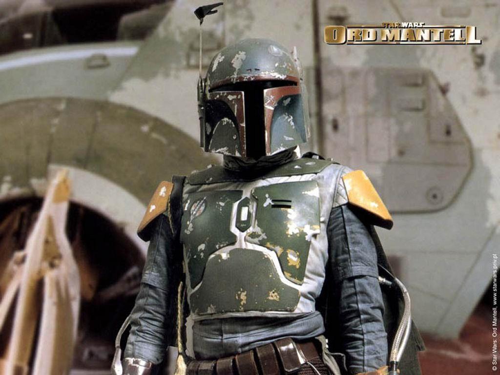 Star Wars Wallpaper: Bobba Fett