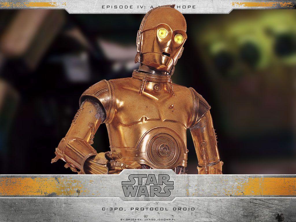 Star Wars Wallpaper: C-3PO