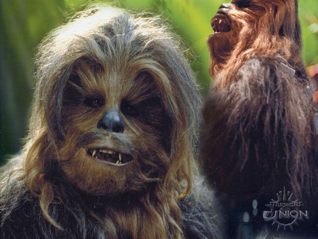 Star Wars Wallpaper: Chewbacca