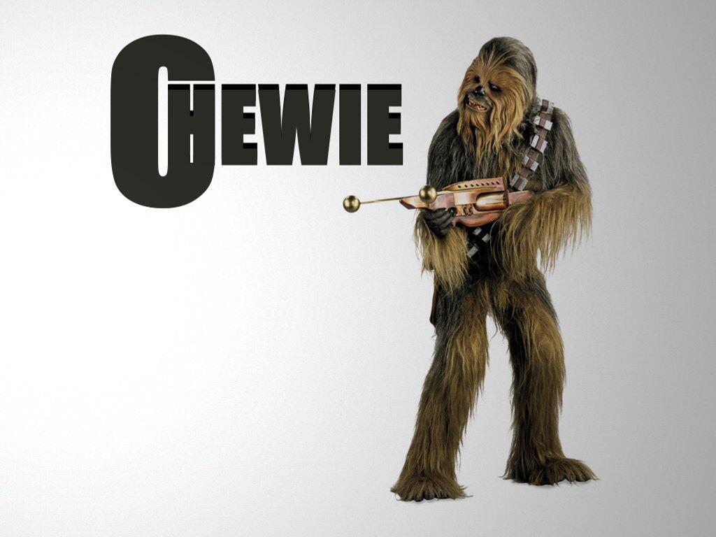 Star Wars Wallpaper: Chewie