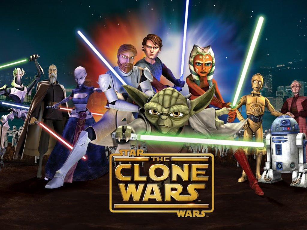 Star Wars Wallpaper: Clone Wars