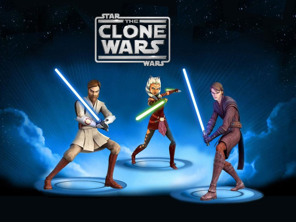 Star Wars Wallpaper: Clone Wars - Heroes