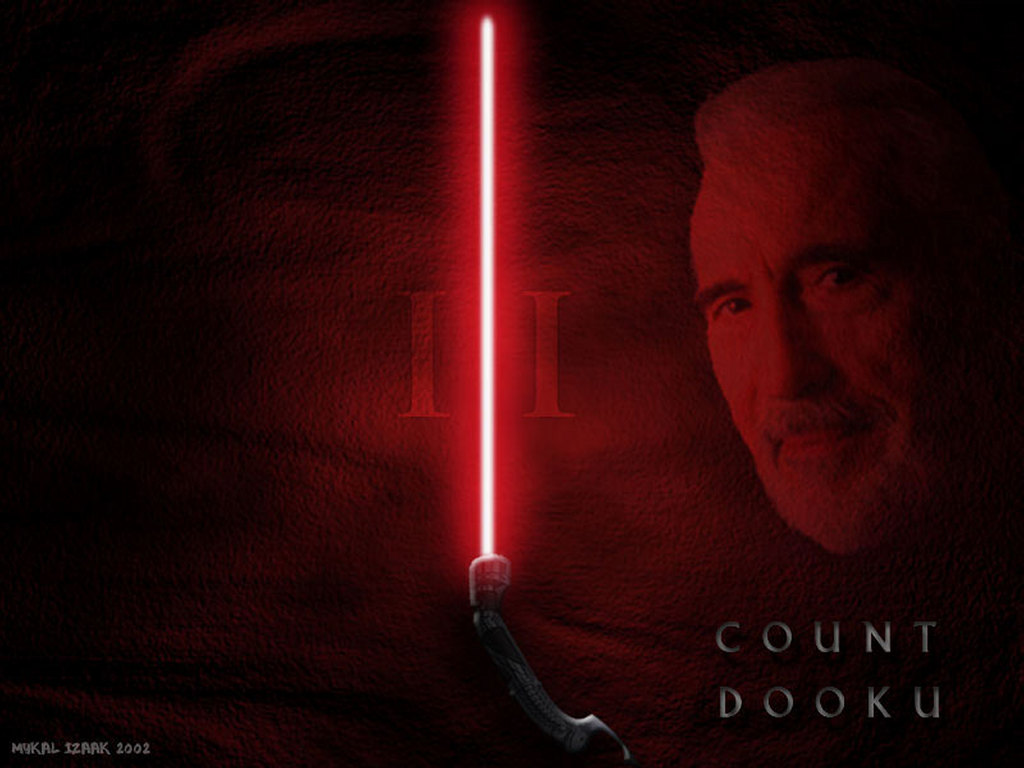 Star Wars Wallpaper: Count Dooku