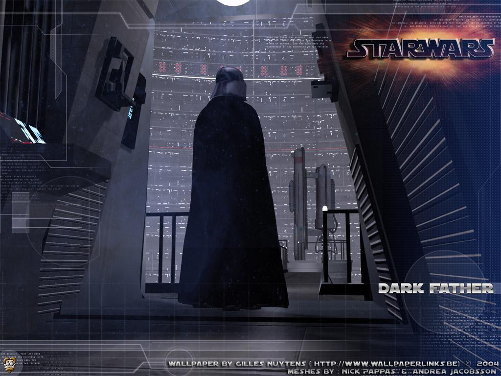 Star Wars Wallpaper: Dark Father
